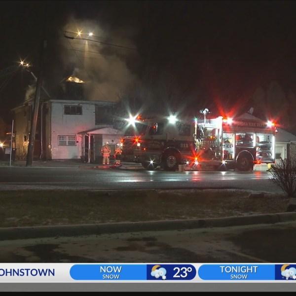 Fire destroys Altoona business