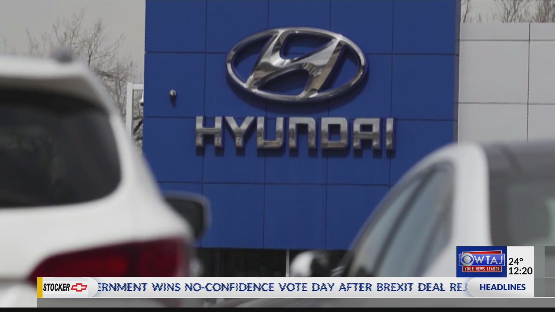 Hyundai and KIA recalling about 168,000 vehicles to fix fuel