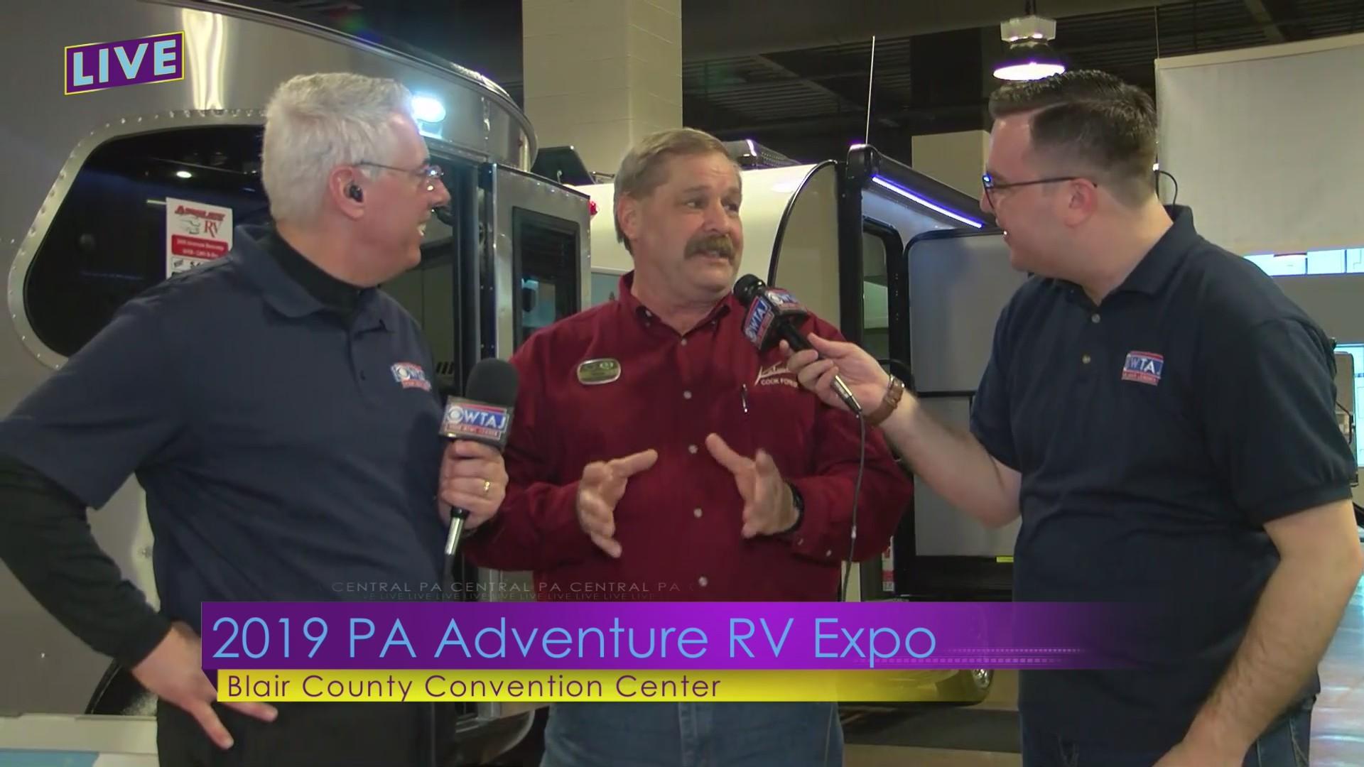 2-22 Calumet Campground: PA RV Expo