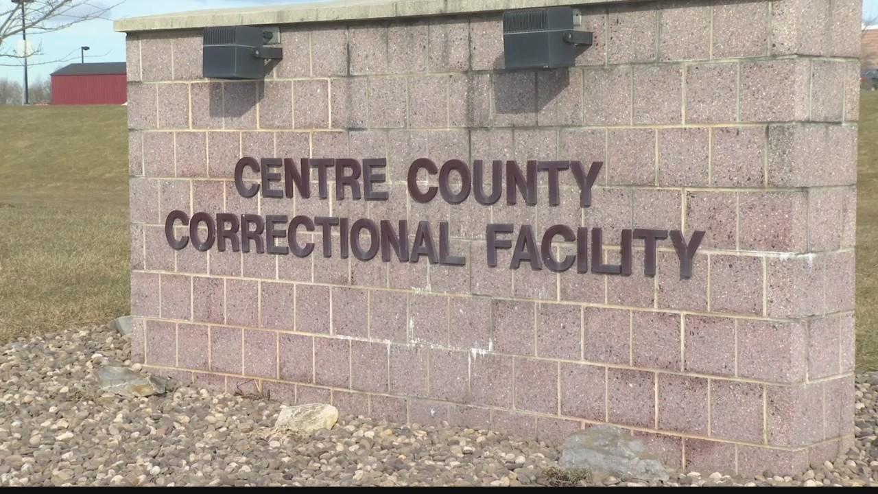 Body cams for correctional officers
