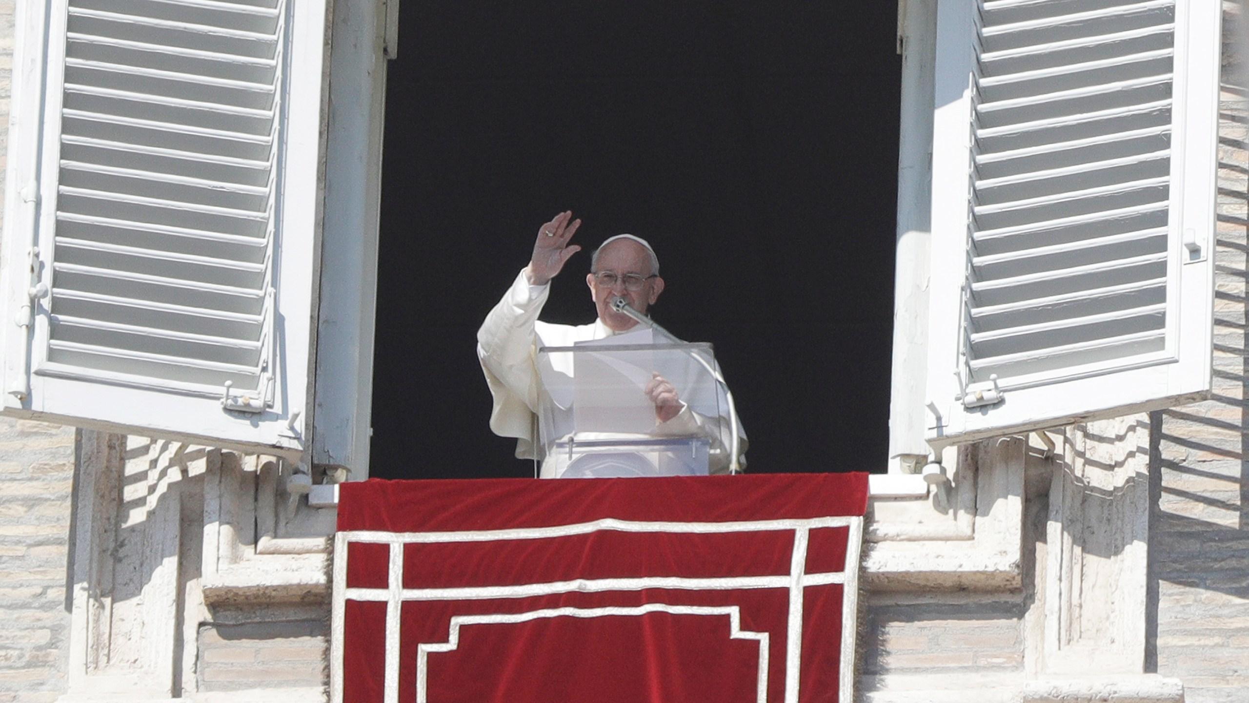 Vatican Pope_1550504387952