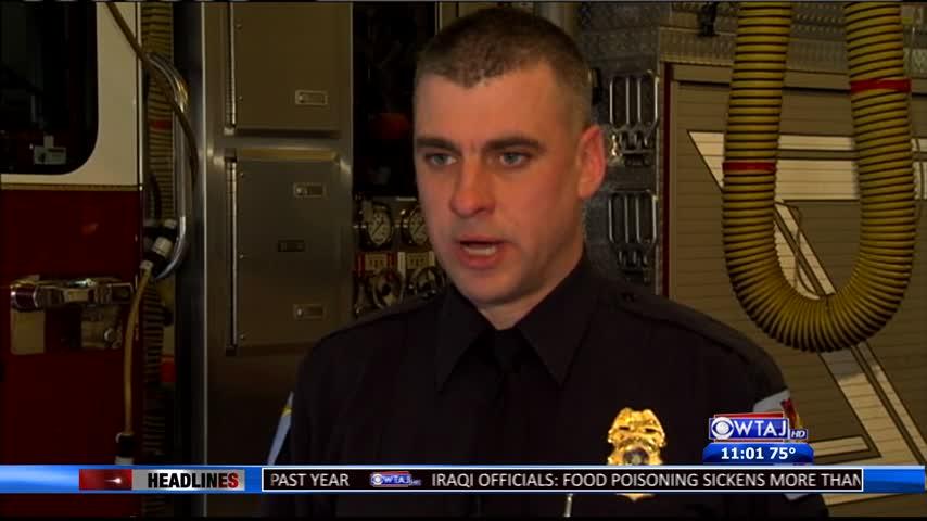 Sgt- Matt Starr fired_03969660