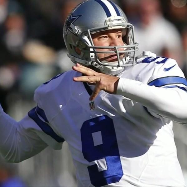 Tony Romo Interview