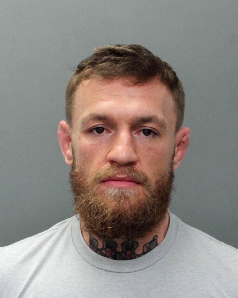 Conor McGregor-Arrest Mixed Martial Arts_1552349243705
