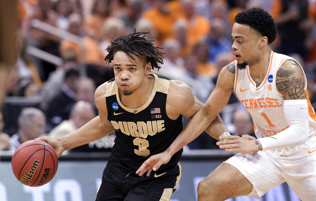 NCAA Purdue Tennessee Basketball_1553829894348