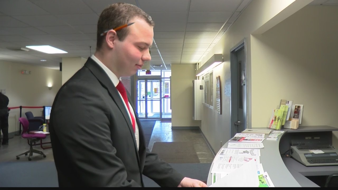 A Bellefonte HS Student is running for School Board