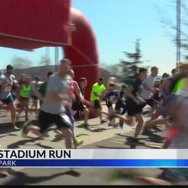 Beaver Stadium Run