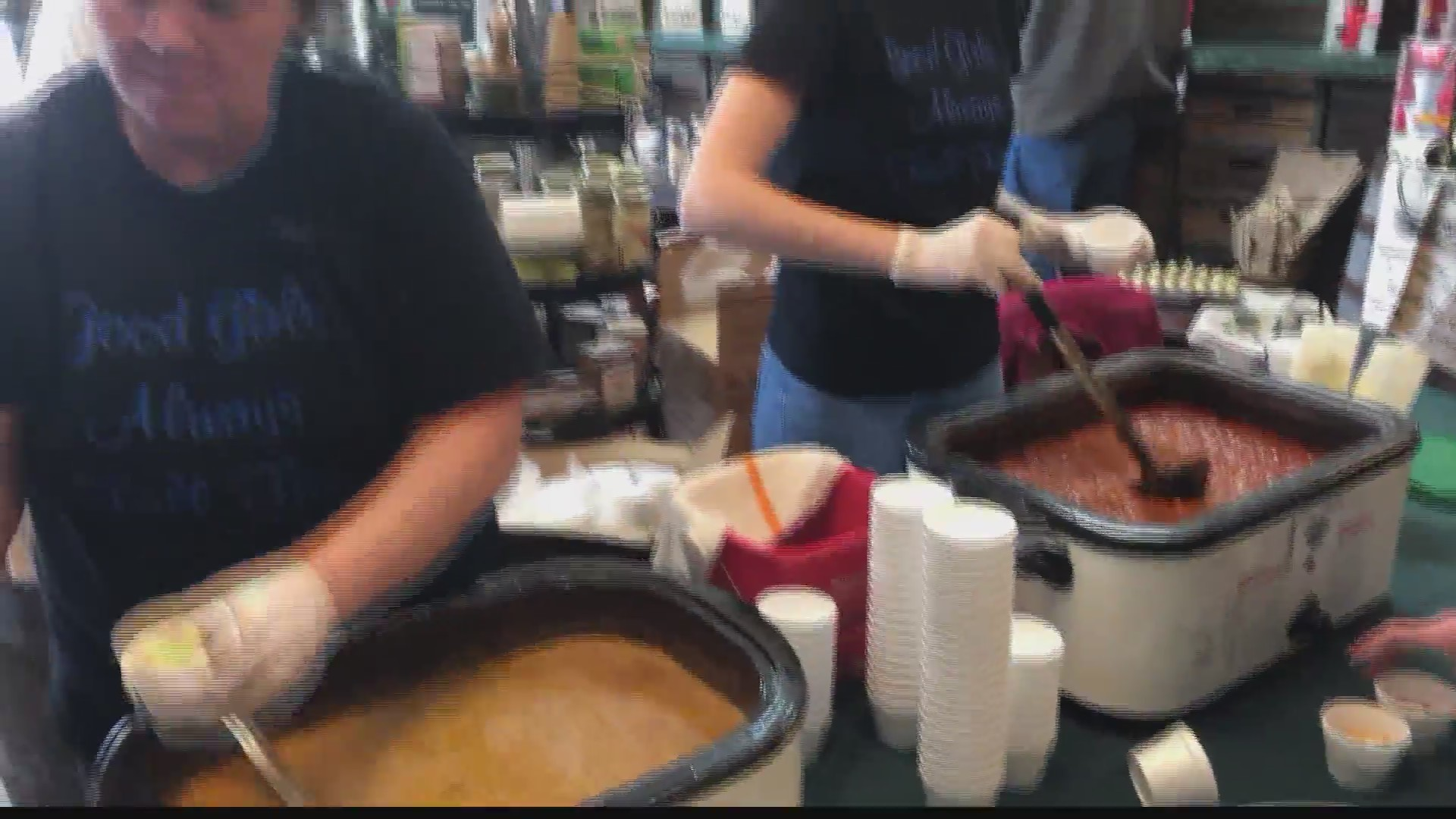 Bedford Feel The Heat Chili and Soup Cook-off