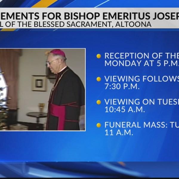 Bishop Joseph Adamec Funeral