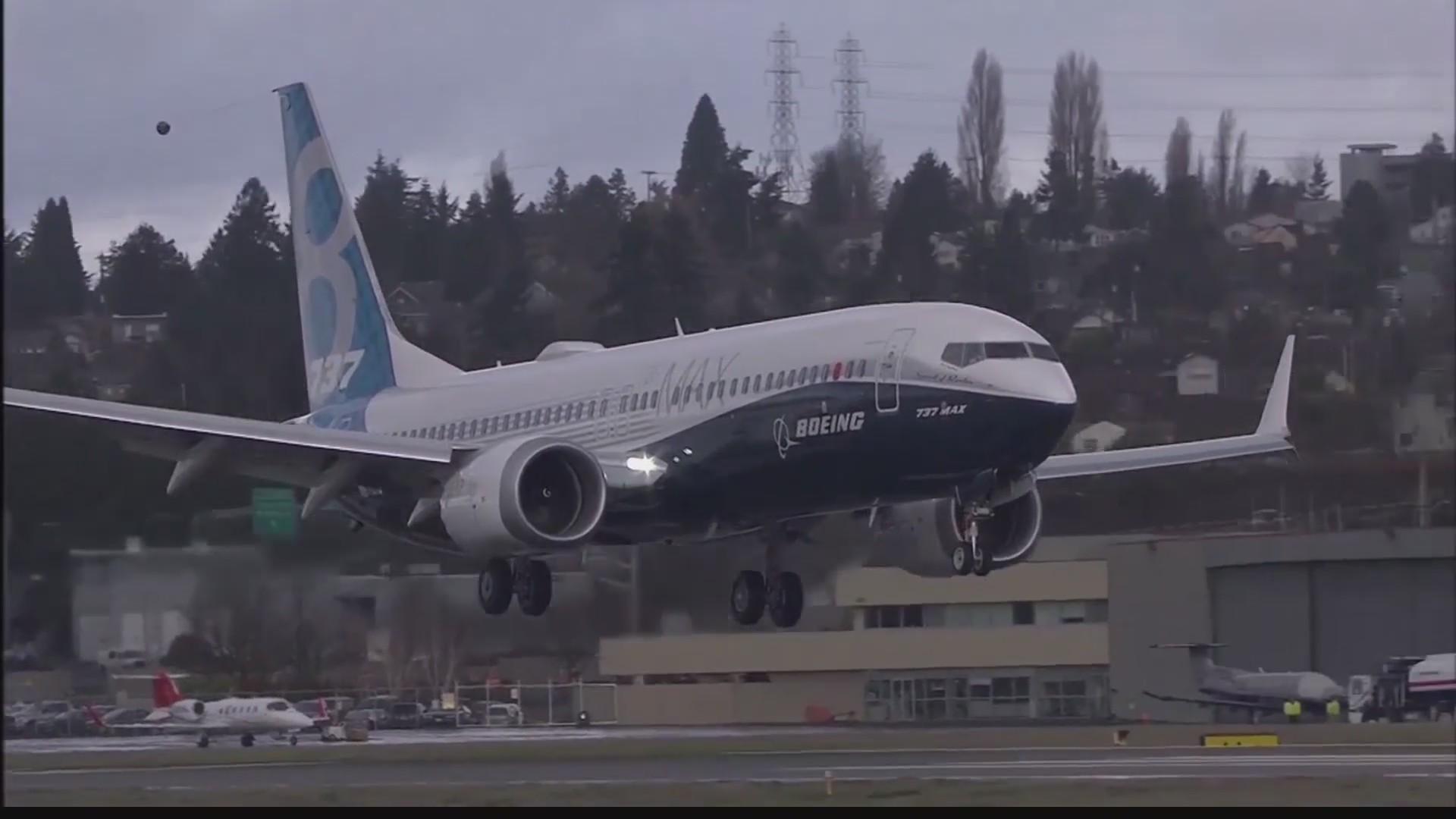 Boeing 737 Max FAA probe Noon 3.18.19