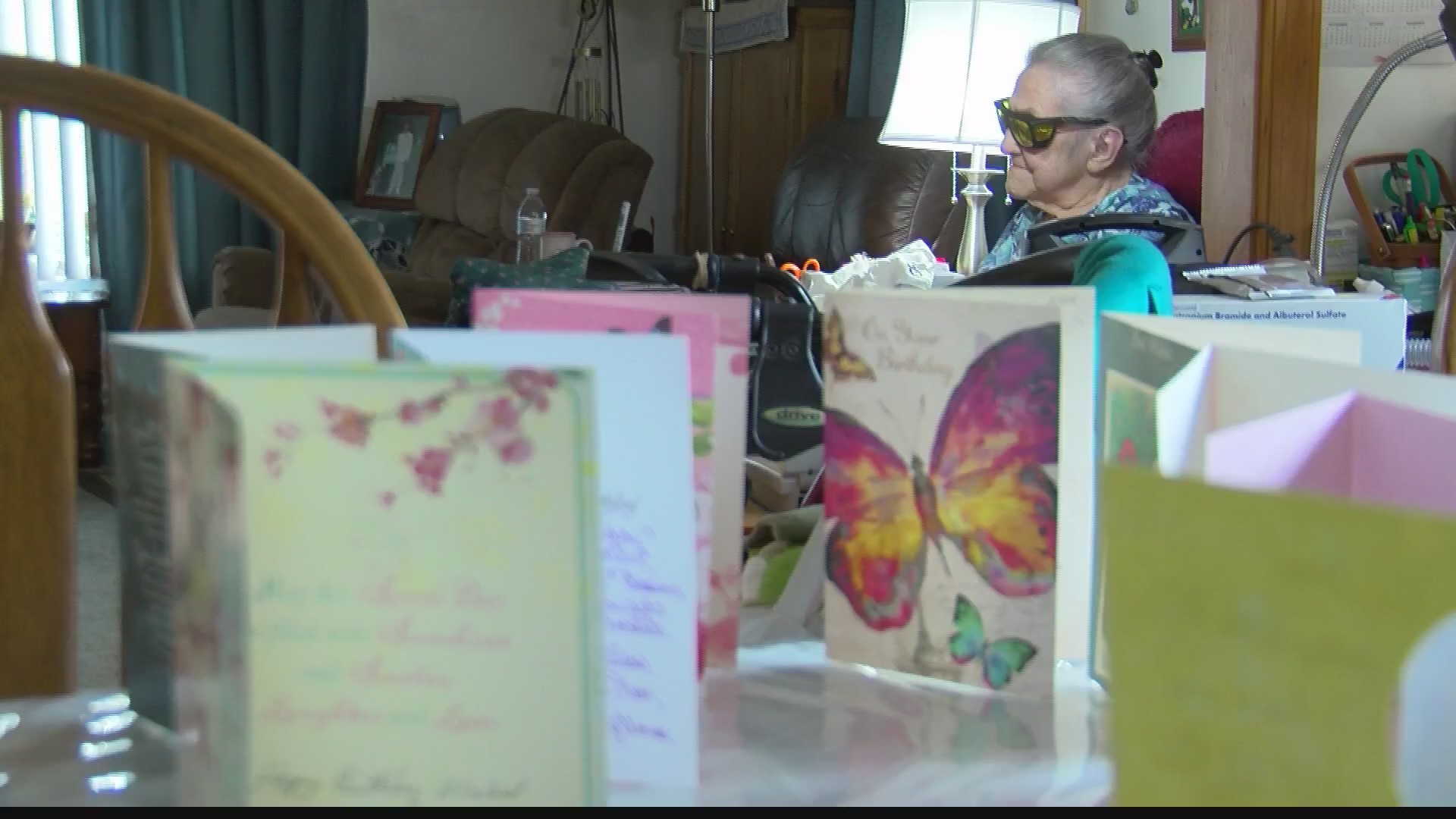 Cards for Mabel
