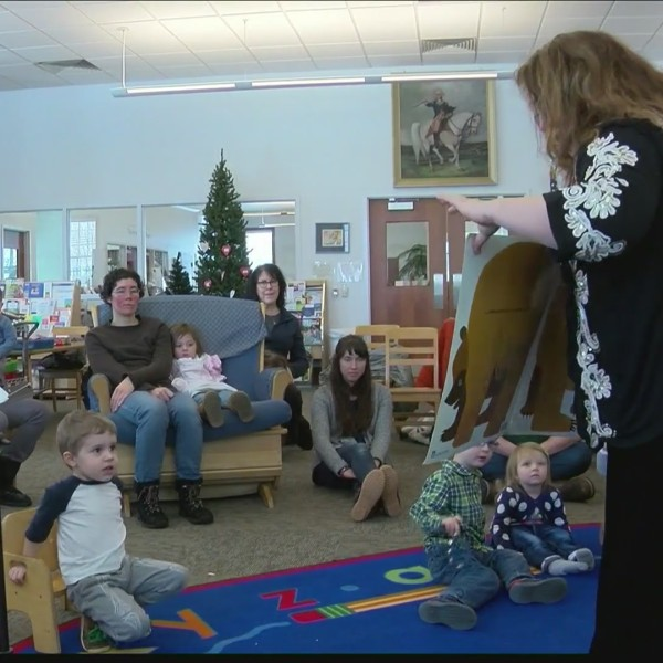 Community group provides music, dance and singing for kids