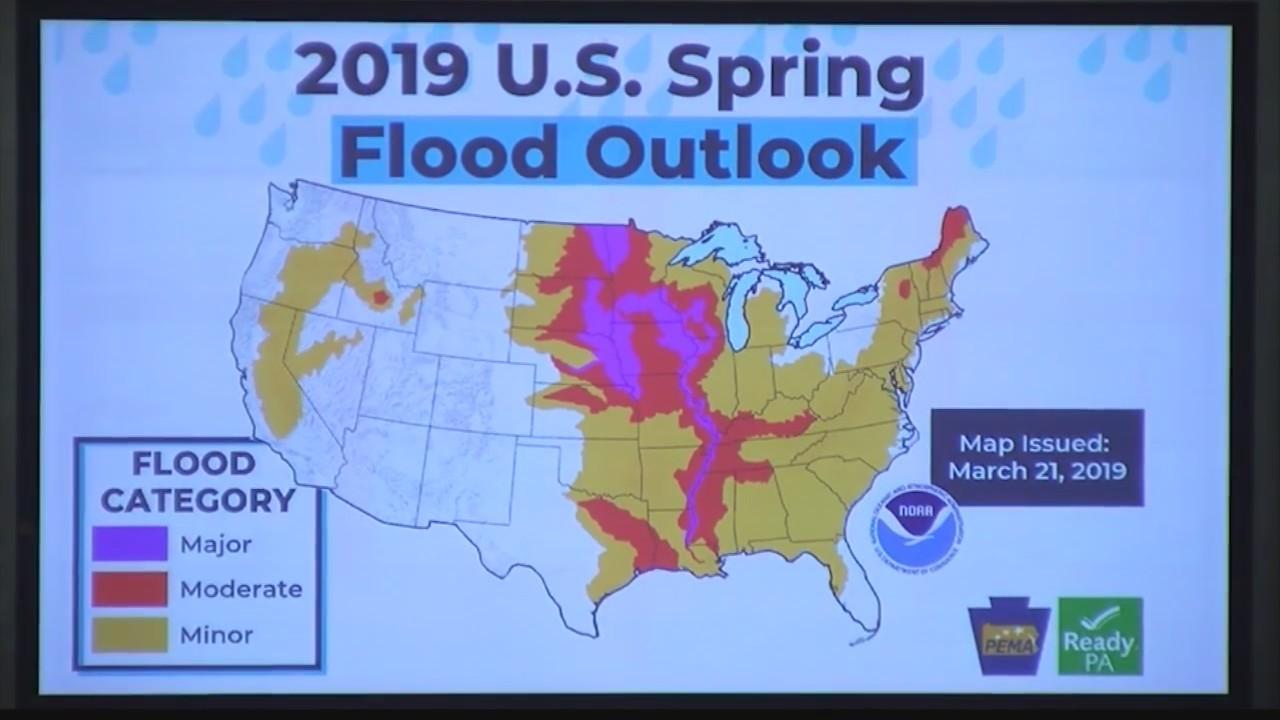 Flood Preps for 2019