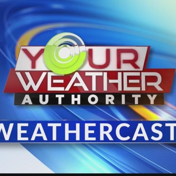 Overnight Forecast Sunday, 3.31.19
