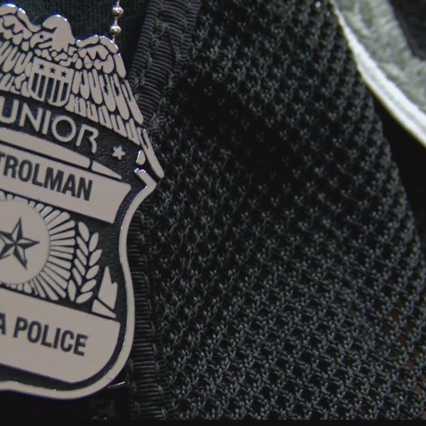 Police Patches for Jordan