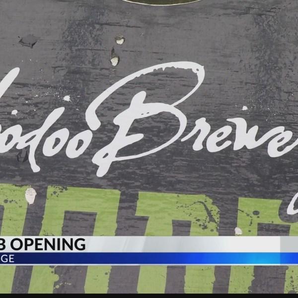 Voodoo Brewery opening