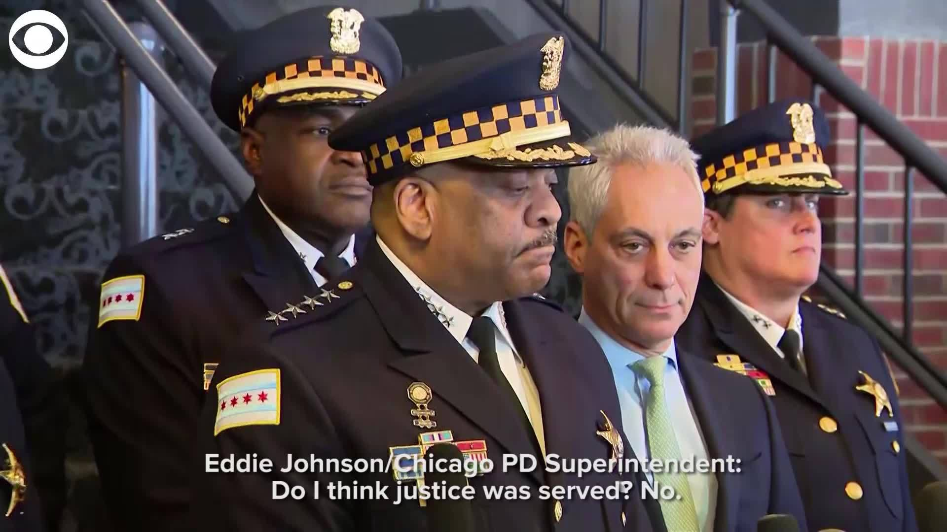WEB EXTRA: Mayor and police on Smollett charges dropped