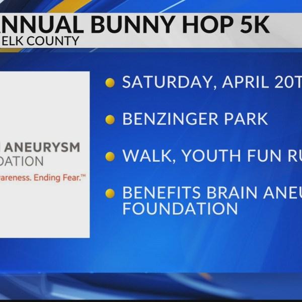 9th Annual Bunny Hop 5K