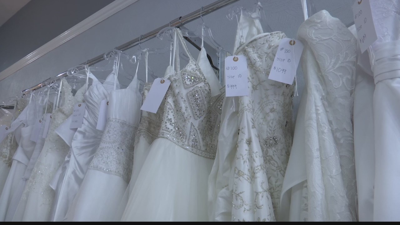 Bridal shop opens in downtown DuBois
