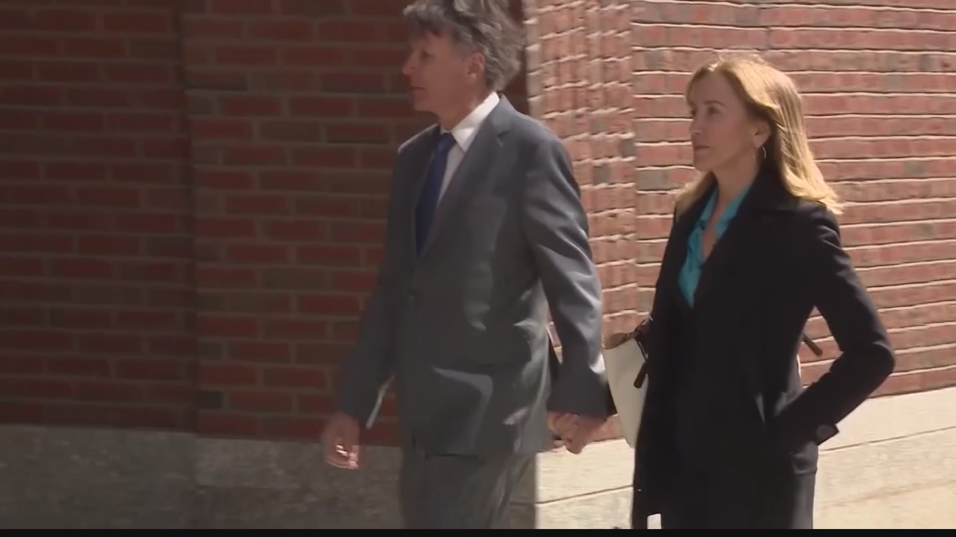 Huffman expected to plead guilty