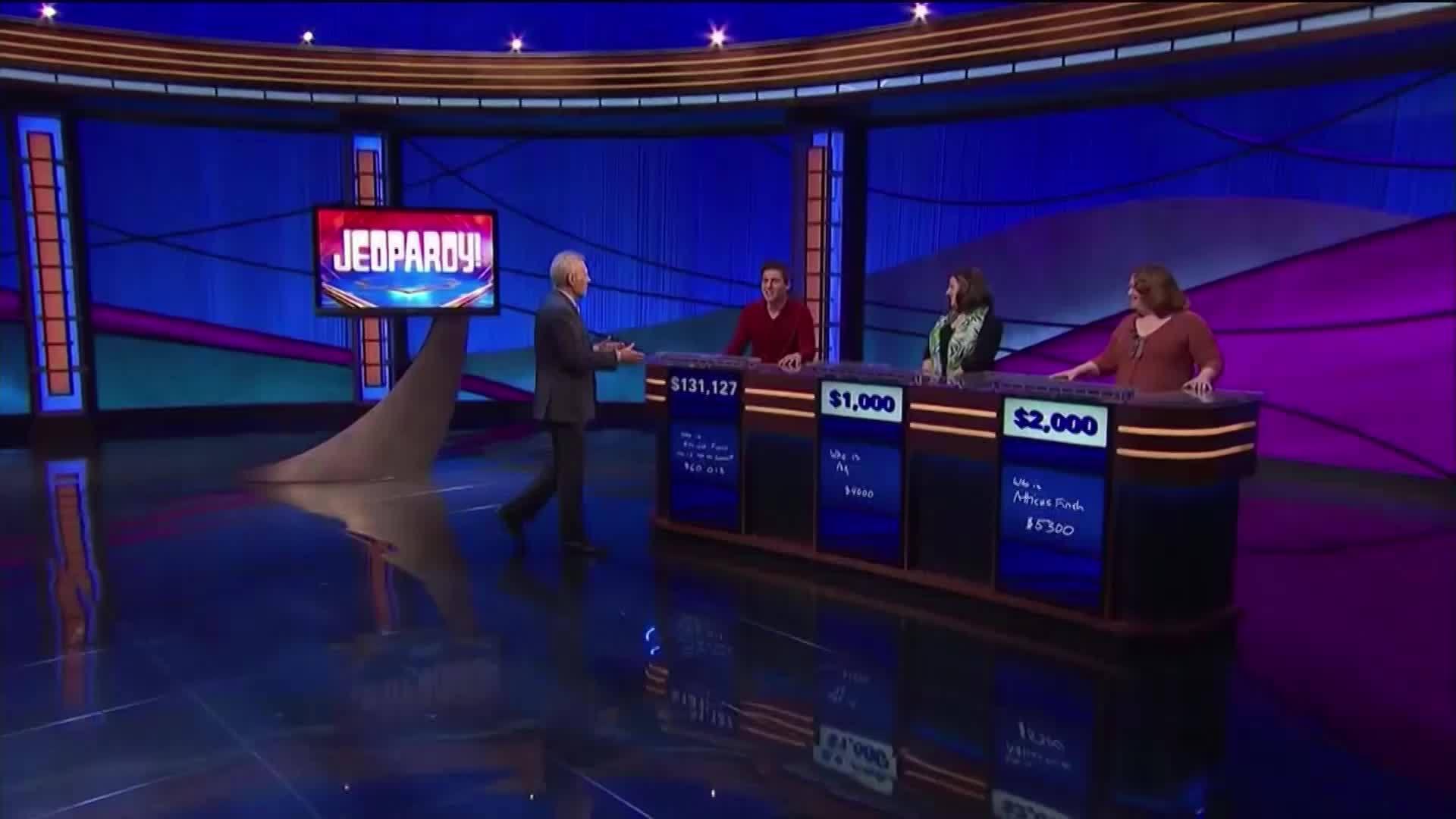 Jeopardy champion