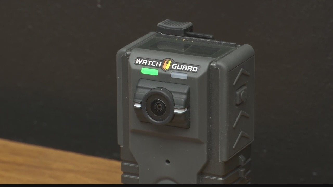 Police department adds body cameras