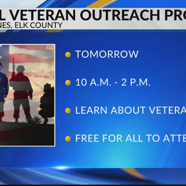 Rural Veteran Outreach Program in Elk County