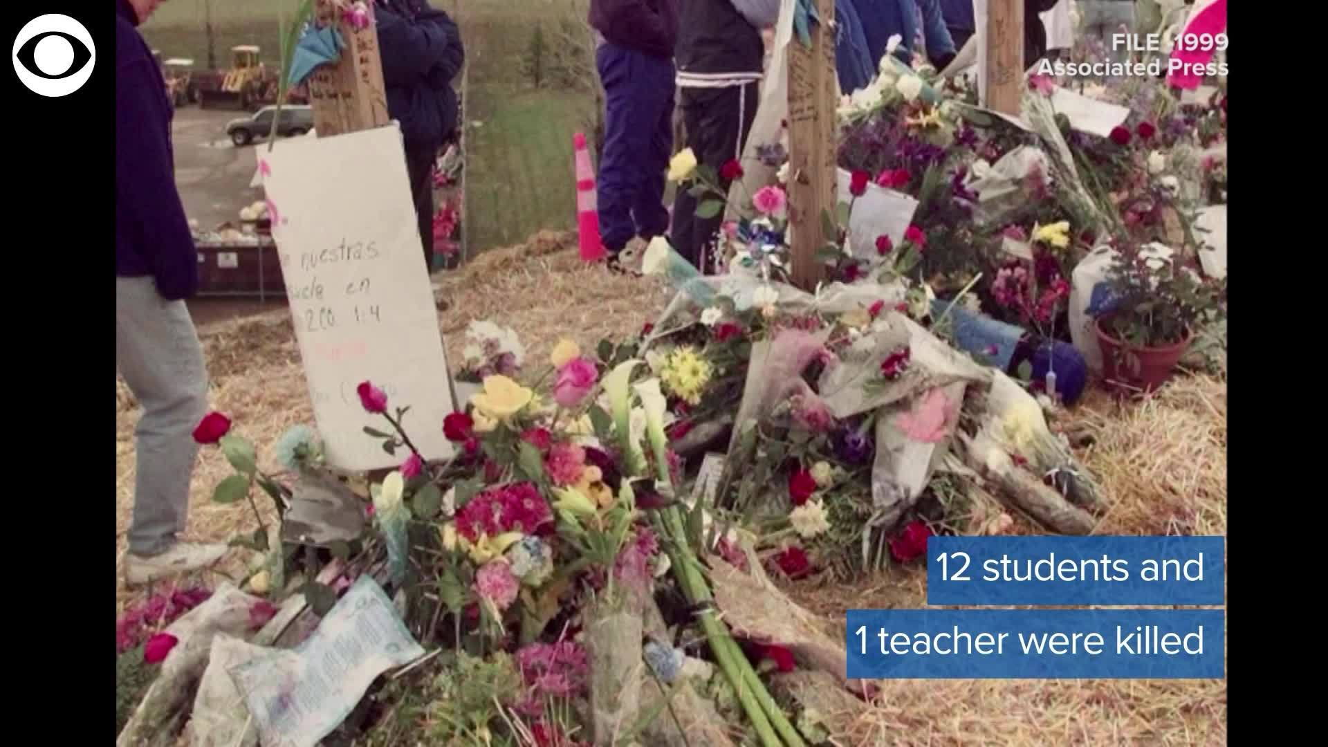 WEB EXTRA: Columbine, 20 years later