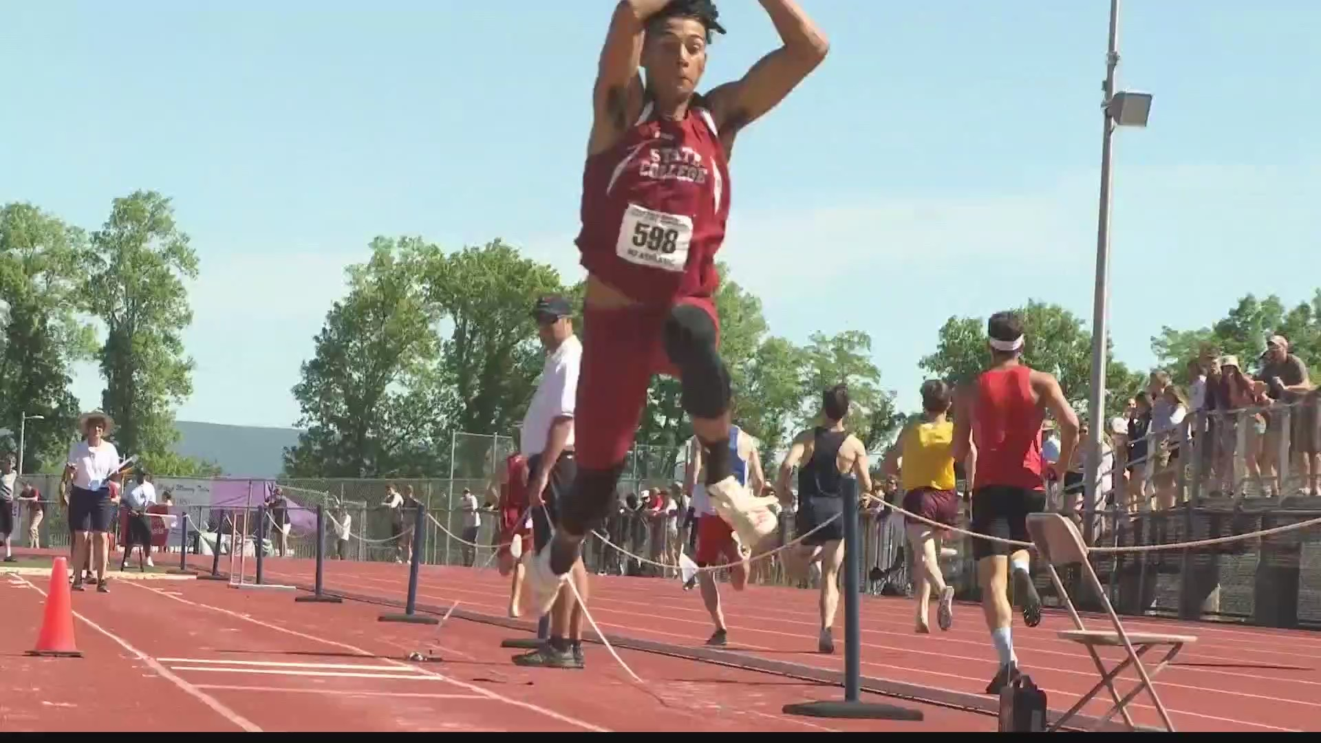 2019 PIAA State track and field championships, Day 1