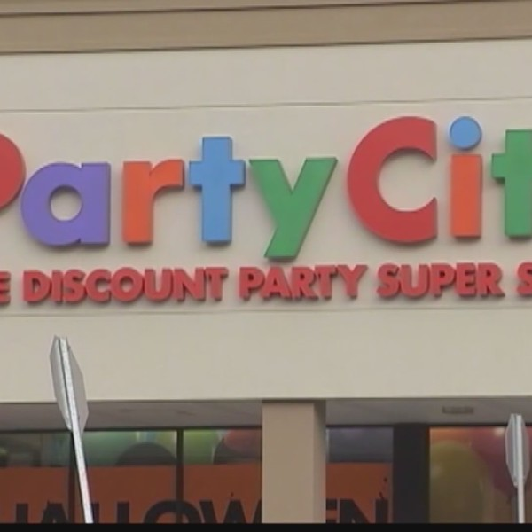45 Party City stores closing