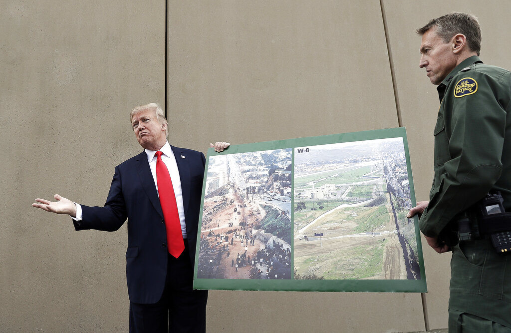 Border Wall-Lawsuits-The Latest_1558802508287