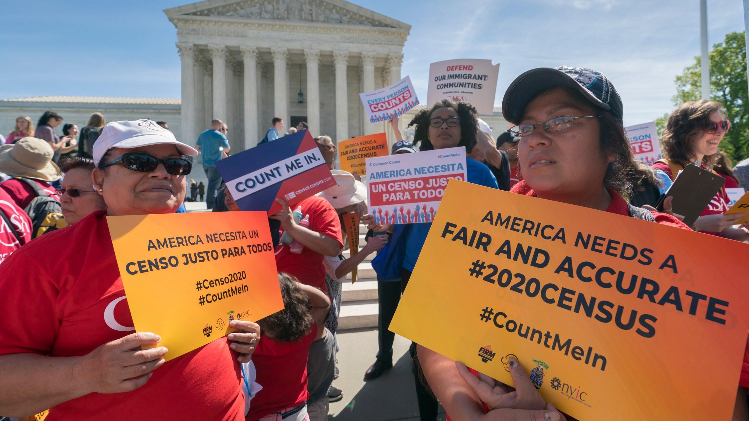 Census Citizenship Question Lawsuit_1559314250395