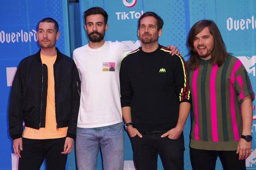 Spain European MTV Awards 2018 Arrivals_1558734659797
