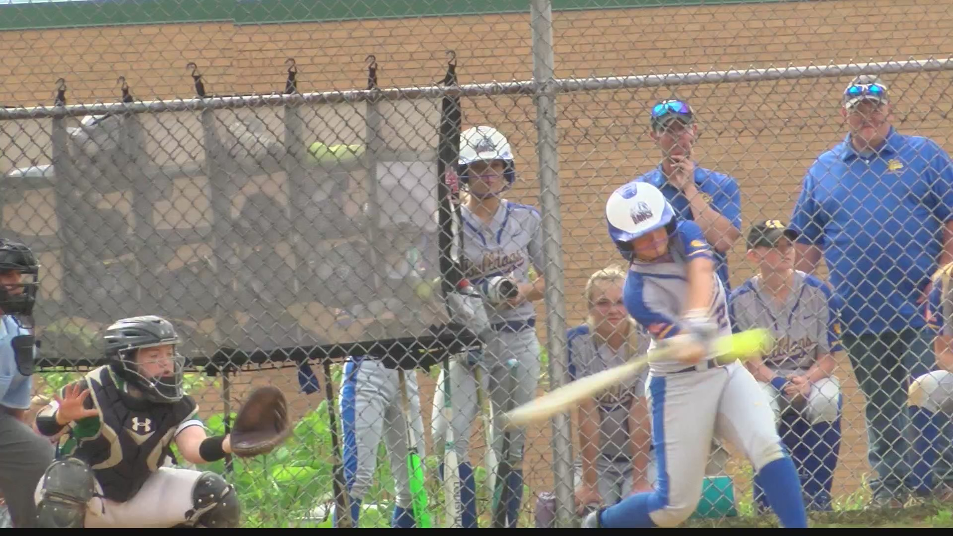 Claysburg powers their way to District Championship Game