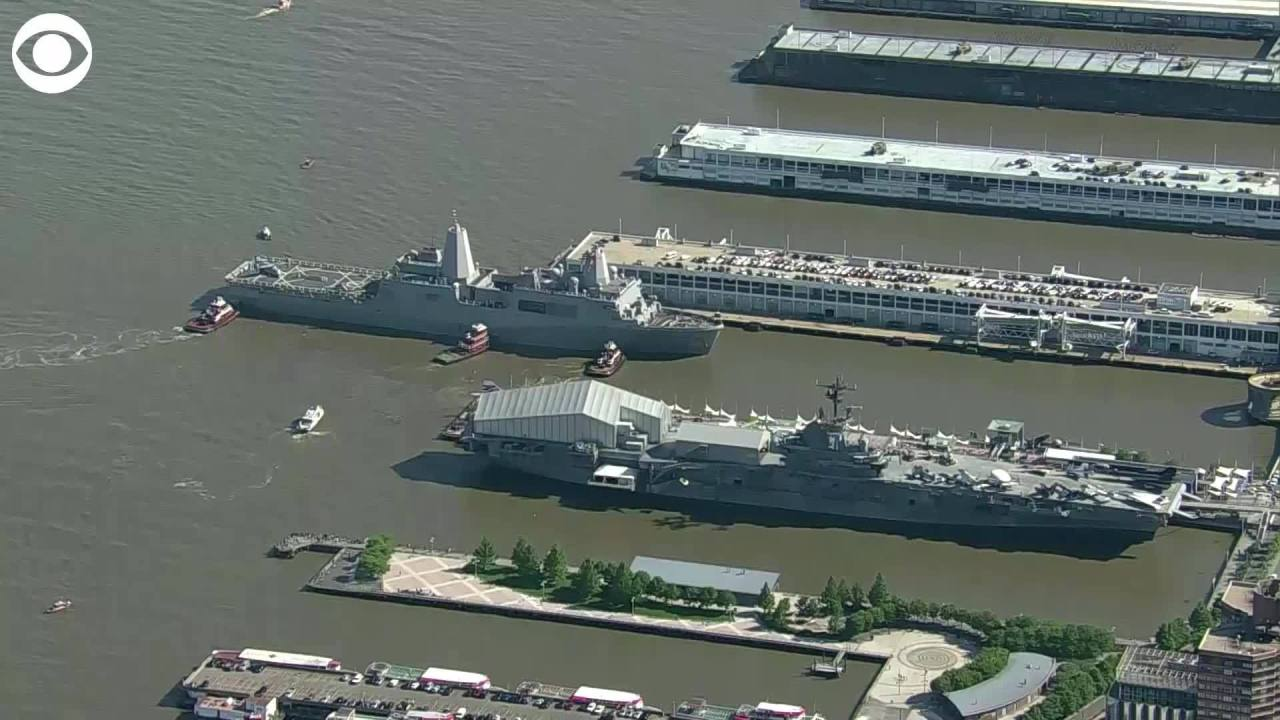WEB EXTRA Fleet Week 2019