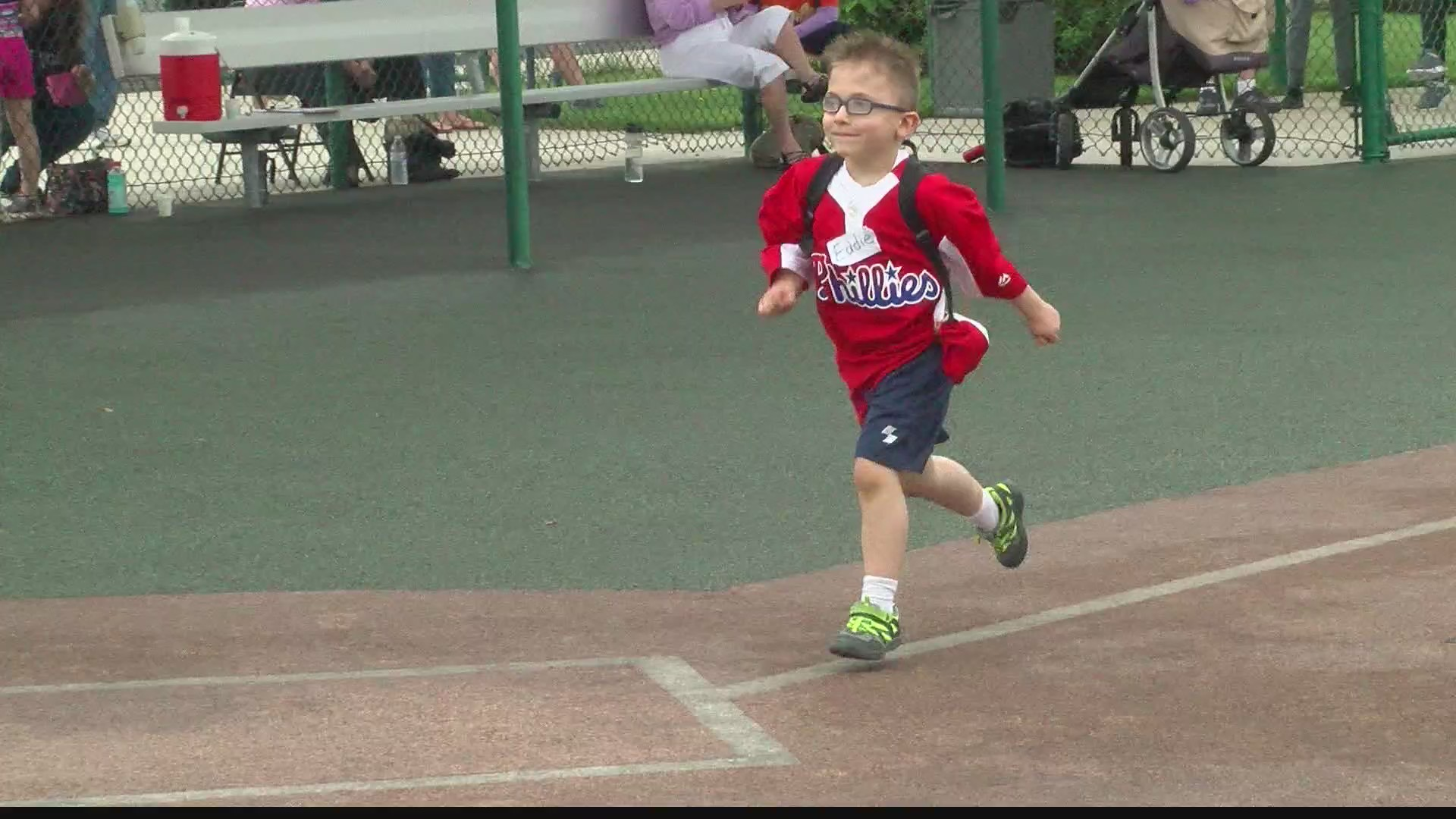 Miracle League has Opening Day