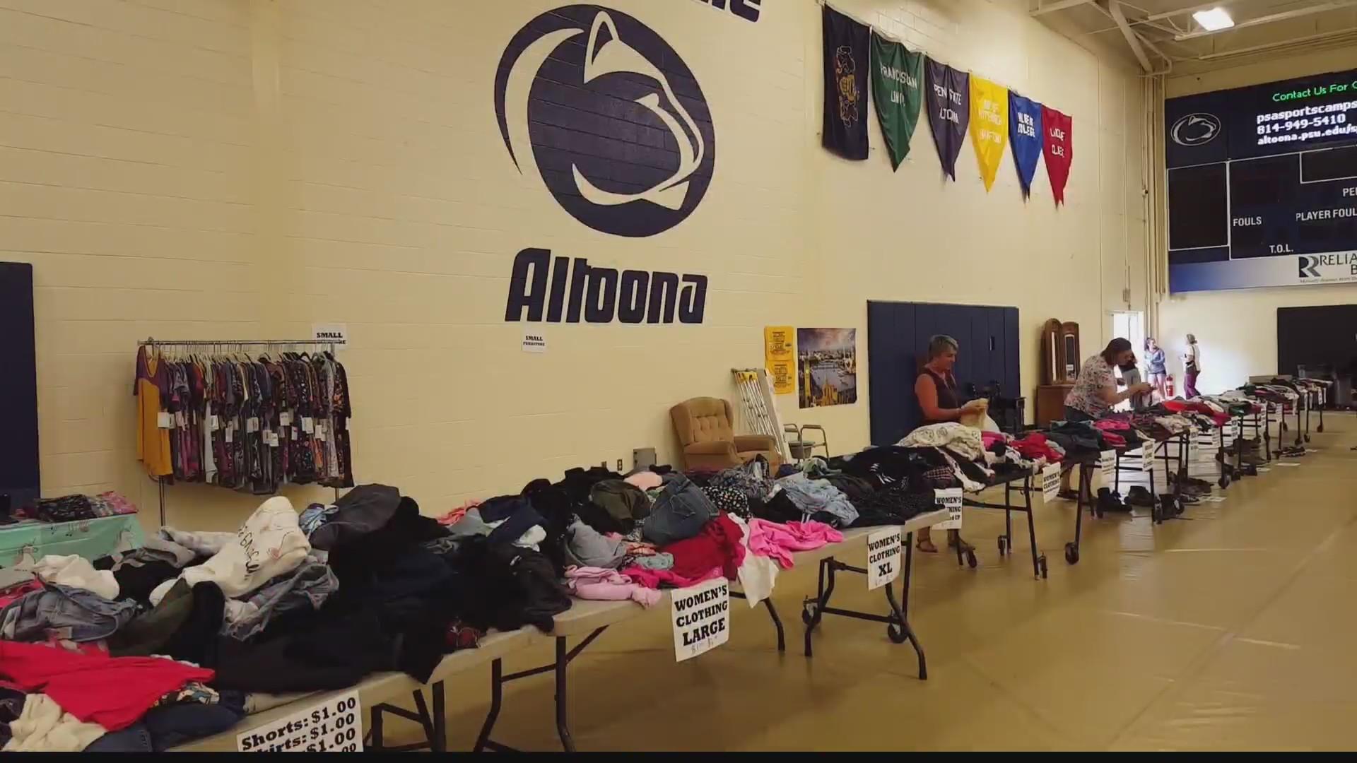 PSU Altoona - Trash to Treasure