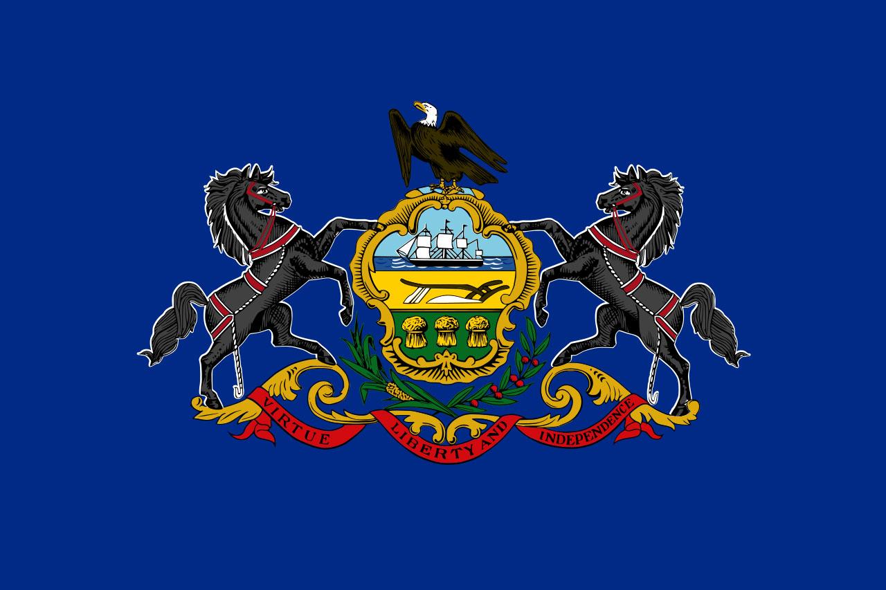Pennsylvania state flag57728497-159532