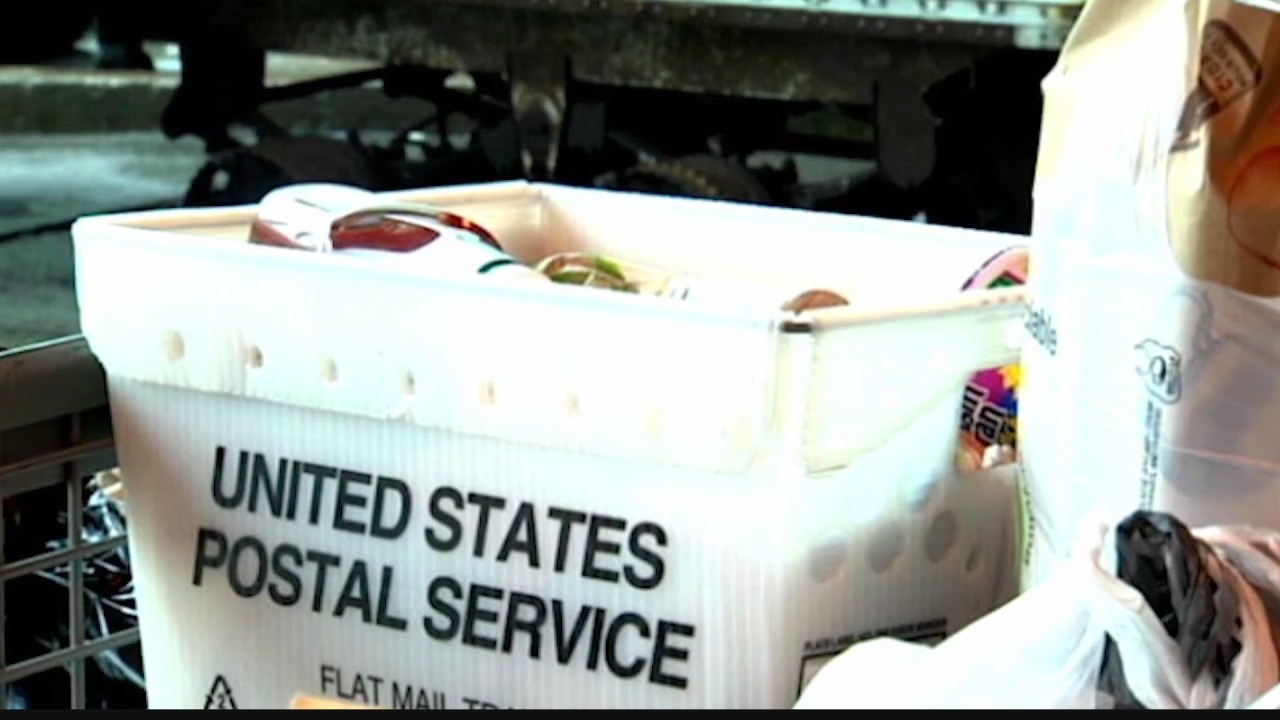 Postal Service Food Drive This Saturday