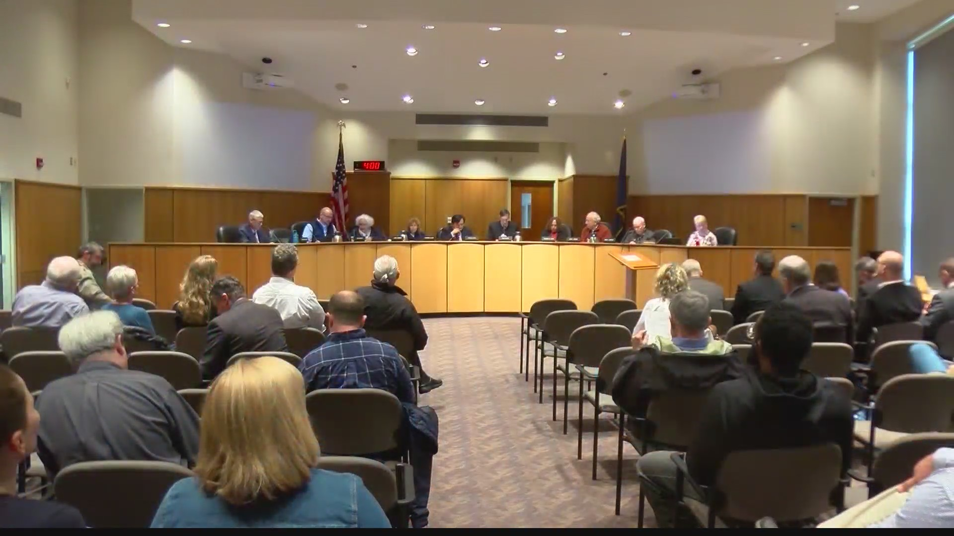 SC Borough Council Approves Zoning for Lights at South Track Field
