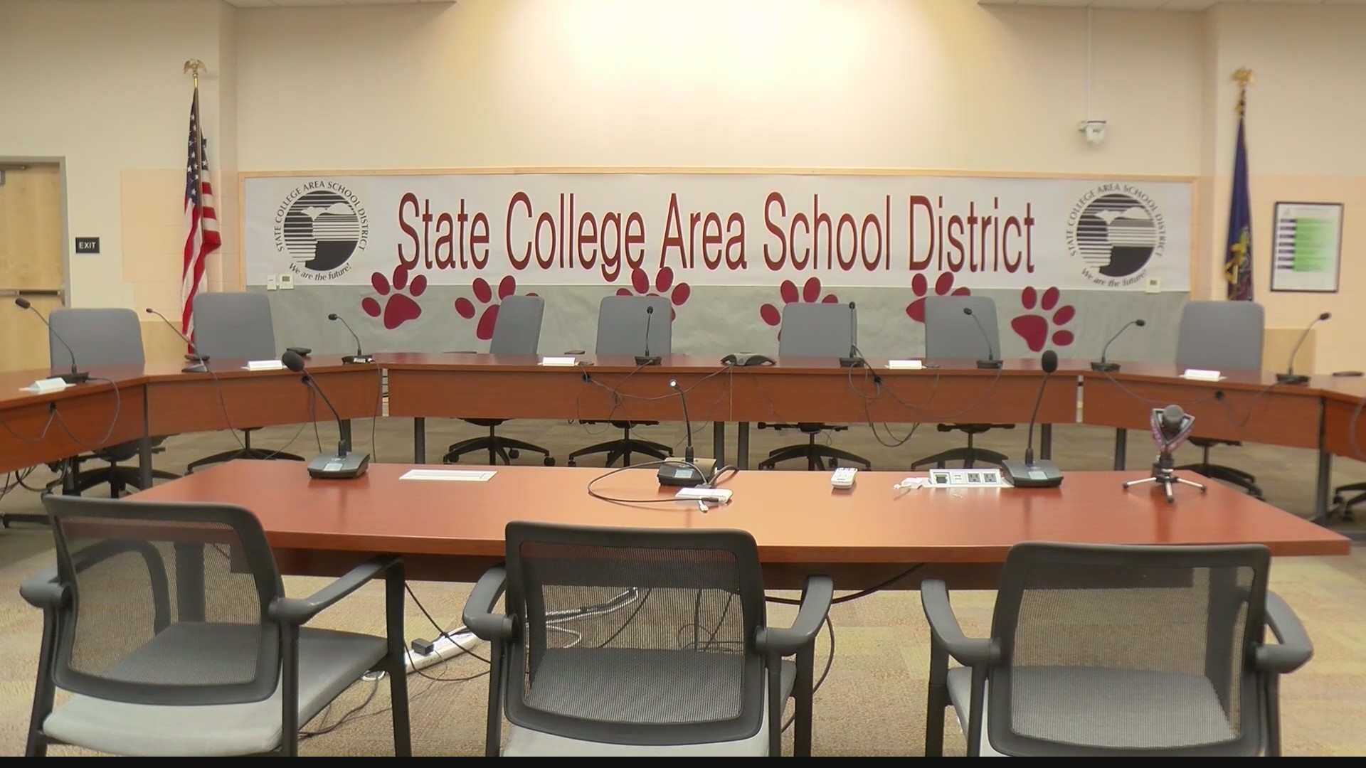 State College Area School District approves proposal for 2019-2020 budget.. see what property the tax rate looks like