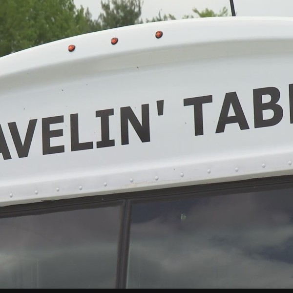 Travel table coming to town