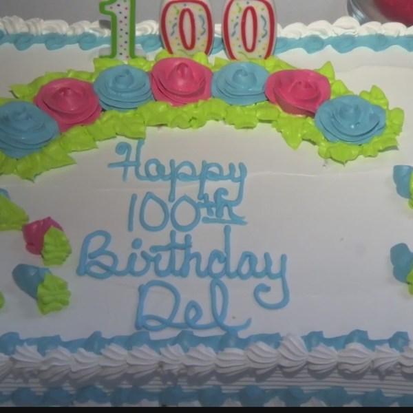 Veteran celebrating 100th birthday