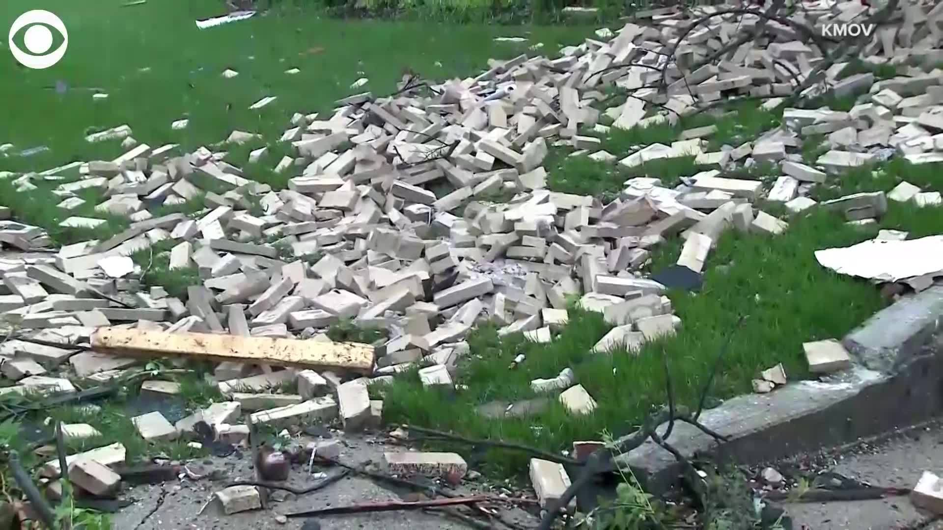 WEB EXTRA Jefferson City MO tornado