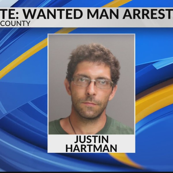 Wanted man arrested