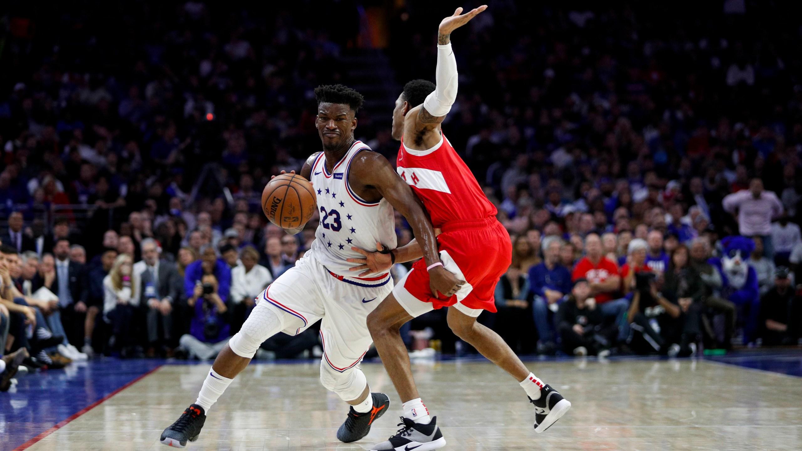 Raptors 76ers Basketball_1557512740729