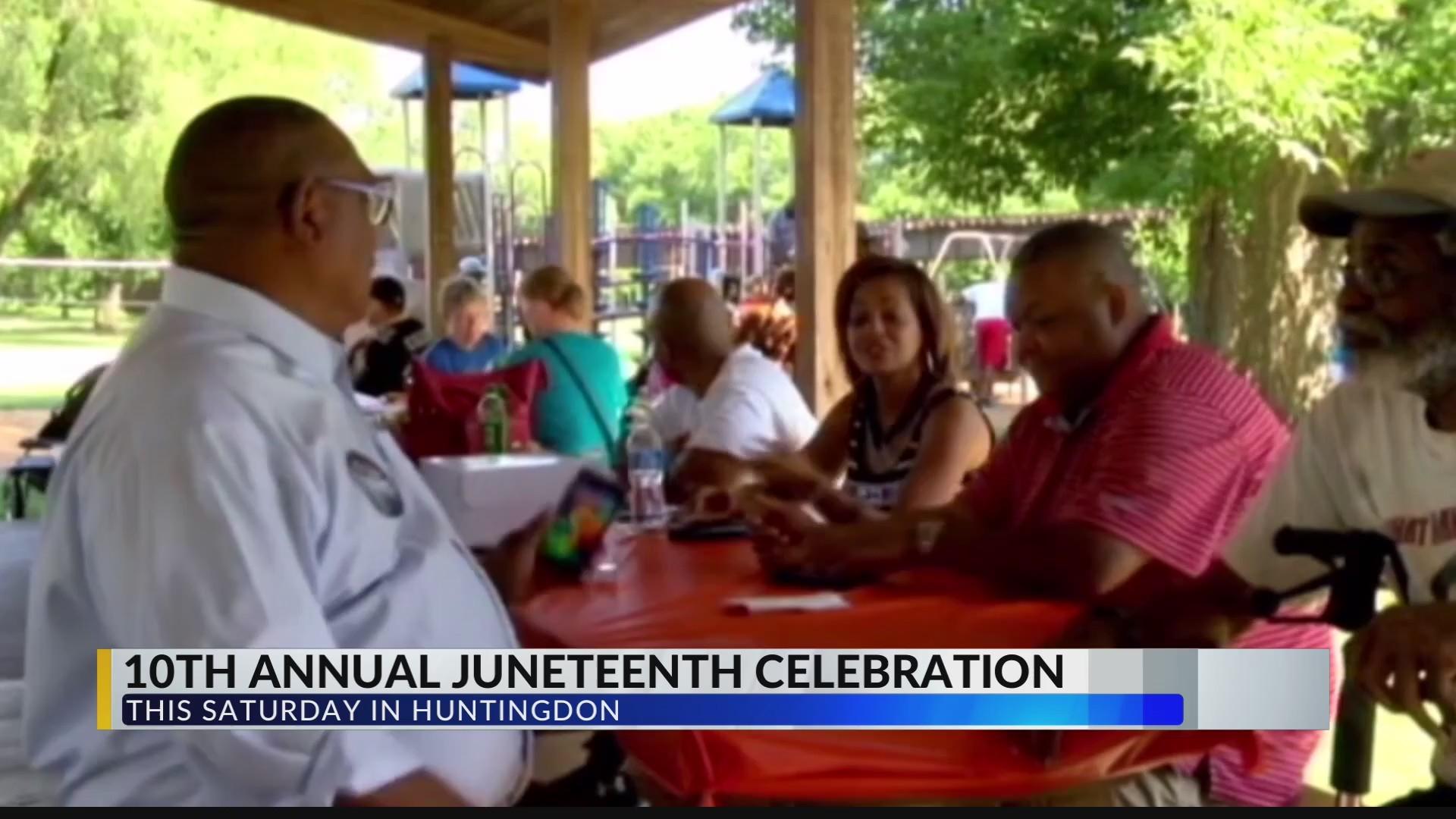 10th Annual Juneteenth Celebration