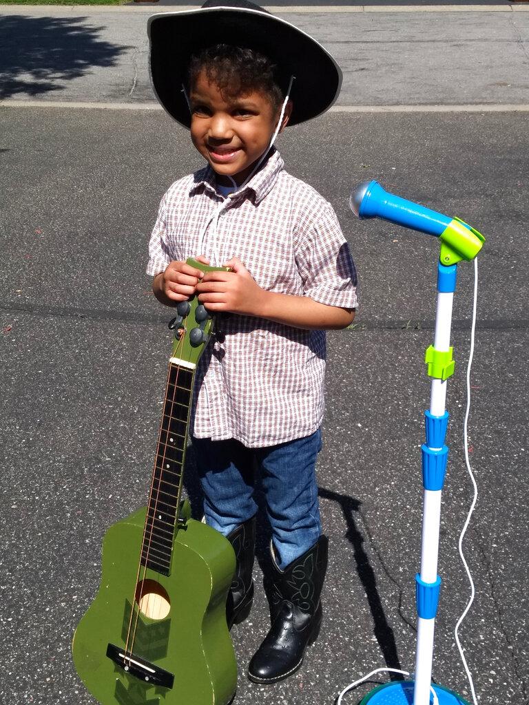 Lil Nas X-Autistic Boy's Inspiration_1560033973371