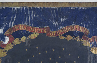 Black Union Troops Historic Flag_1560166576045