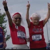 Central PA Live 103 year old running champ